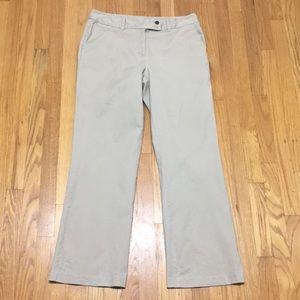 Liz Claiborne Villager Tan Pants